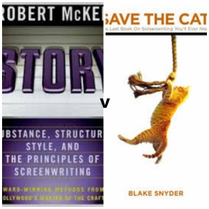 story vs save the cat screenwriting book review