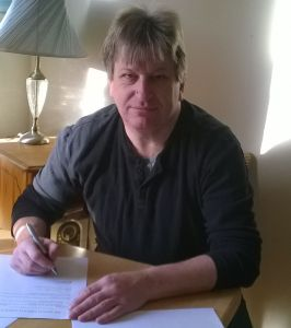 Nicholas Gibbs signs with agent - 5 March 2015